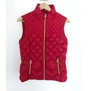 MICHAEL Michael Kors Red Vest
